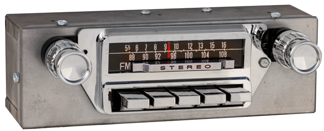 Antique Car Radio Repair Florida