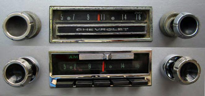 Antique Automobile Radio Modern Stereo For Vintage Carsrhradiosforoldcars: 1963 Chevy Impala Radio At Elf-jo.com